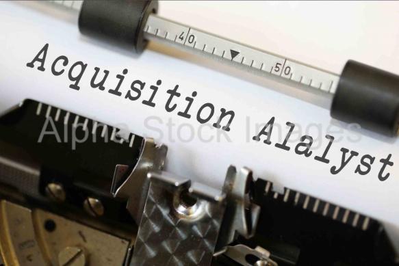 Acquisition Alalyst