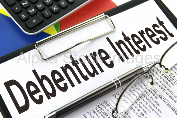 Debenture Interest