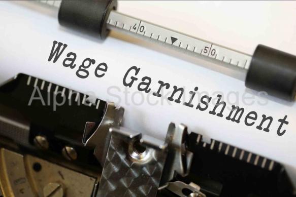Wage Garnishment