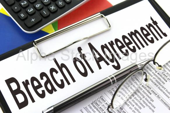 Breach of Agreement