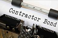 Contractor Bond
