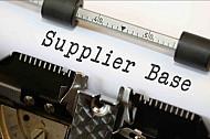 Supplier Base