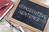 consecutive sentence