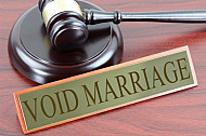Void Marriage